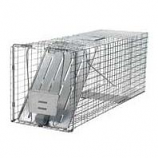 Woodstream Havahart- Havahart 1-Door Large Animal Trap--32X10X12 Inch