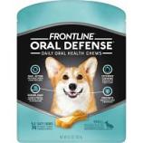 Petiq - Frontline Oral Defense Daily Oral Health Chews - Small/14 Count