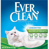 Clorox Petcare Products - Ever Clean Extra Strength Cat Litter - Unscented - 25 Pound