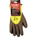 Boss Manufacturing -Arctik Blast High-Vis Textured Latex Palm-Black-X Large