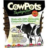 Cowpots - Cowpots 12Pots/Pack - Square 3Inch