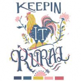 My Favorite Chicken - Keepin It Rural Metal Sign - 12X16