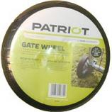 Tru-Test-Gate Wheel-Grey-1 5/8  - 2