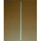 Geotek - Sunguard Fiberglass Fence Post - White - 1/2 X 4 Foot