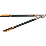 Fiskars  - Cutting  - Forged Bypass Lopper With Replacable Blade-Black & Orange-30 Inch