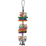 A&E Cage Company - Happy Beaks Beads & Blocks - Small