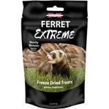 Marshall Pet Prod-Food - Ferret Extreme Freeze Dried Munchy Minnows - Minnow - .3 Oz