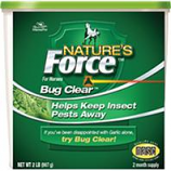 Manna Pro - Fly - Nature'S Force Bug Clear Feed Supplement - 2 Lb
