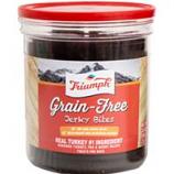 Triumph Pet - Triumph Grain Free Jerky Bites-Turkey-20 Oz