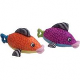 Ethical Dog - Plush Nubbins Fish-Assorted-10 Inch
