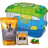 Ware Mfg. - Critterware Sunseed Hamster Kit 6 pk