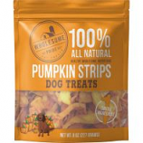 Petstages - Pumpkin Treat Strips - Pumpkin - 8 Oz