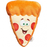 Ethical Dog - Fun Food Pizza Plush Toy - Assorted - Medium