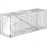 Miller Mfg  - Single Door Live Trap  - 24X8X10 Inches