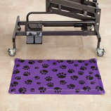 Top Performance - Anti Fatigue Mat 36X24 Inch - Purple