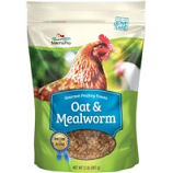 Manna Pro-Farm - Manna Pro Mealworm & Oat Snack Blend - 2 Lb
