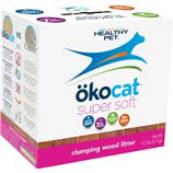 Healthy Pet - Litter - Okocat Soft-Step Clumping Wood Litter-11.2 Pound