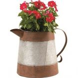 Deer Park Ironworks - Corrugated Pitcher Planter