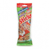 Vitakraft Pet Products - Wildberry Kracker Sticks - Rabbit - Grains/Berries - 4 oz/2 Pack