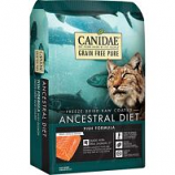 Canidae - Pure - Canidae Pure Ancestral Raw Coated Cat Dry Food - Fish - 2.5 Lb