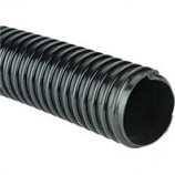 Oase Living Water - Corrugate TubInchg - Black - 20Ft X 1Inch