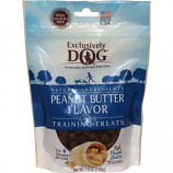 Exclusively Pet - Chewy Training Treats - Peanut Butter - 7 Oz