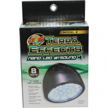 Zoo Med Laboratories - Terra Effects Nano Led with Sound - Nano 8W