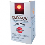 Boehringer-Mastitis Tubes - Tomorrow Cephapirin Benzathine For Dry Cows - 12X 10Ml