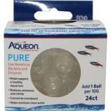 Aqueon Products-Supplies - Aqueon Pure Bacteria Supplement - 10 Gal/24 Pack