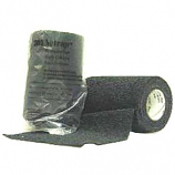 3M - Vetrap Bandaging Tape Bulk - Black - 4 Inch x 5 Yard