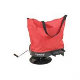Earthway Products  - Nylon Bag Spreader - Red - 5 Pound Hopper