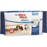 Four Paws  - Wee-Wee Disposable Diapers-Medium