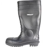 Tingley Rubber Corp. - Economy Pvc Knee Boots-Black-Size 6