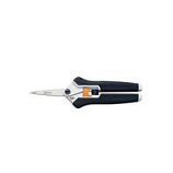 Fiskars  - Cutting  - Softouch Micro-Tip Pruning Snip-Black-10 Inch