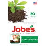 Jobes Company - Jobe'S Plant Food Tablets - 20Ct