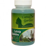 Multipet International - Catnip Garden Bubbles - 5 oz