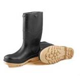 Tingley Rubber Corp. - Stormtracks Kids 100% Waterproof Pvc Boots-Black-8