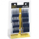 Andis Company Equine - Universal Combs Set - Large Set Of 8