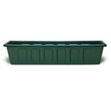 Novelty Mfg -Poly-Pro Flower Planter Liner-Dark Green-30 Inch