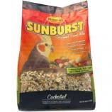 Higgins Premium Pet Foods - Sunburst Gourmet Blend For Cockatiel - 25 Lb