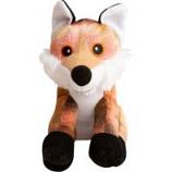 Snugarooz - Snugz Fitz The Fox - Brown - 6 Inch
