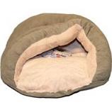 Ethical Fashion-Seasonal - Sleep Zone Cuddle Cave-Sage-22 Inch