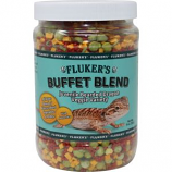 Flukers - Buffet Blend Juvenile Bearded Dragon - 9.9 oz