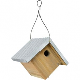 Natures Way Bird Products - Nature'S Way Wren House - Weathered Galva - 8.25X7.25X7.25