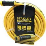 Bond Manufacturing - Stanley Fatmax Garden Hose-Yellow-5/8 In X 50 Ft