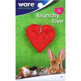 Ware Mfg - Critter Ware Krunchy Love - Red