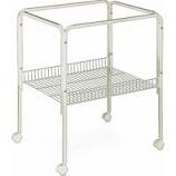 A&E Cage Company - A&E Universal Stand - White - 2 Pack