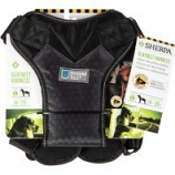 Quaker Pet Group - Sherpa Seatbelt Safety Harness Crash Tested - Black - Large