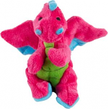 Quaker Pet Group - Godog Dragon - Pink - Small