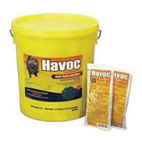 Neogen Rodenticide - Havoc Rodenticide Bait Packs - 50 Gram/40 Pack